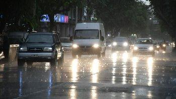 Continúa el alerta meteorológica para toda la provincia