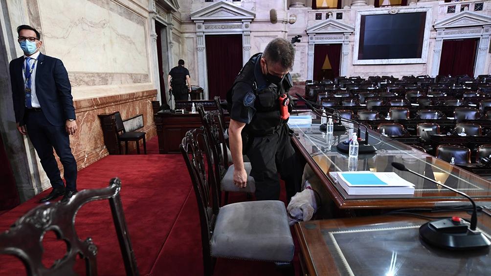 Alberto Fernández abre las sesiones legislativas