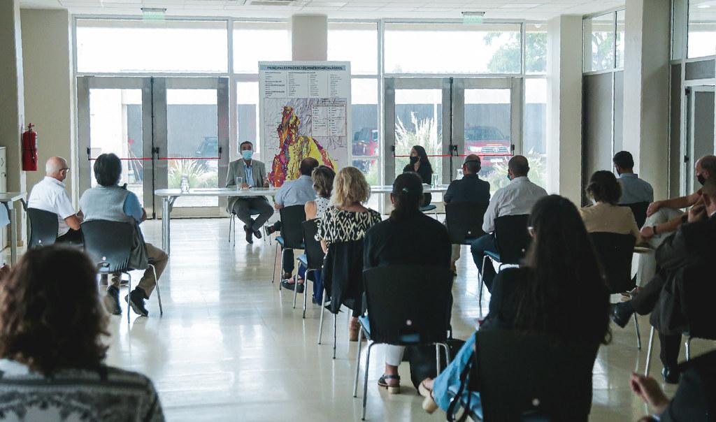 Proyecto Josemaría: comienzan a preparar las reuniones de la Comisión de Evolución de Impacto Ambiental