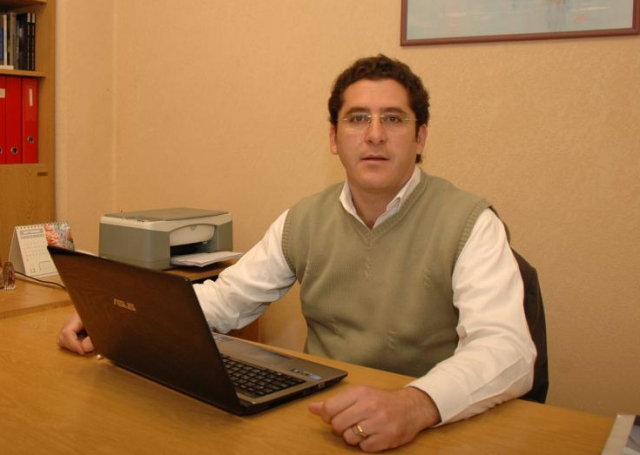 """Gustavo Fernández: """"el Proyecto Josemaría introducirá a  San Juan en la industria del cobre"""""""