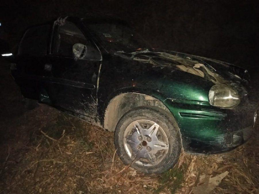 9 de Julio: dos víctimas fatales en un accidente
