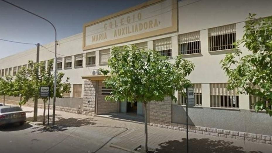 Suspendieron las clases en el Colegio María Auxiliadora por un caso de coronavirus