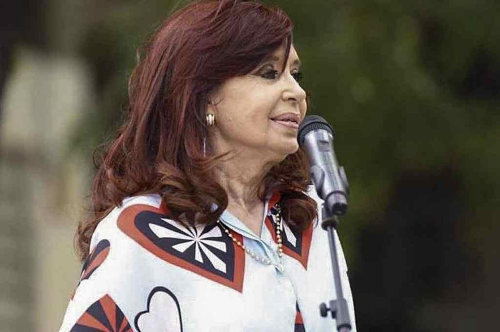 Oficializan la decisión de CFK de renunciar a su sueldo de Vicepresidenta