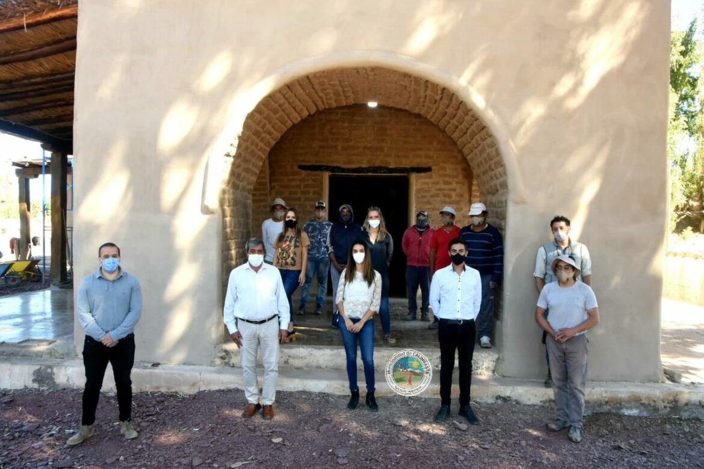 Calingasta mostró sus atractivos turísticos a funcionarios nacionales y provinciales