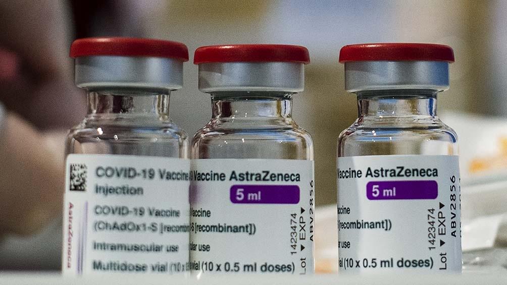 Llegaron las vacunas de Oxford/AstraZeneca: 3.700 dosis serán para San Juan