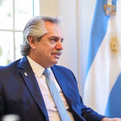 Alberto Fernández dió positivo de coronavirus