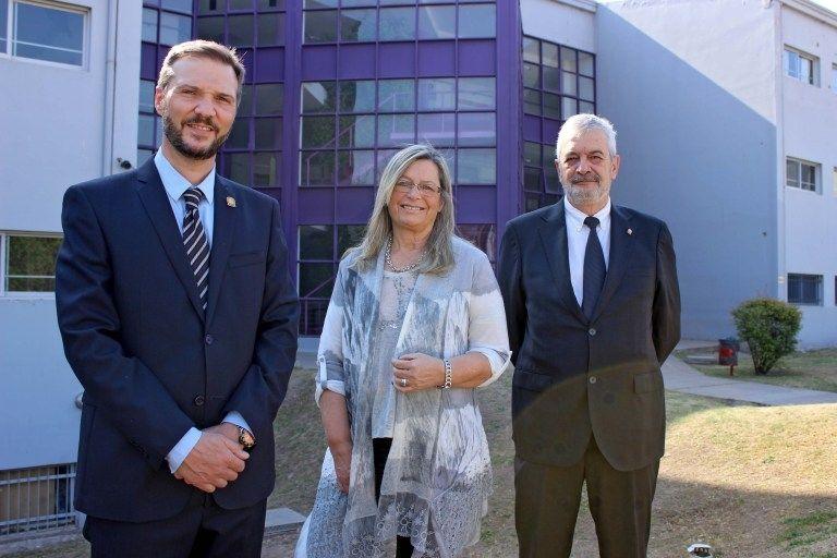ASIJEMIN y la Universidad Blas Pascal firmaron convenio para beneficio de los afiliados y su núcleo familiar