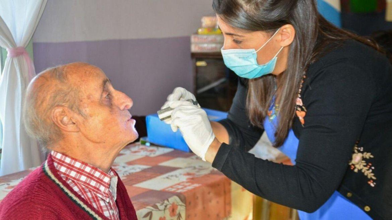 Prevención y atención médica gratuita en Rivadavia