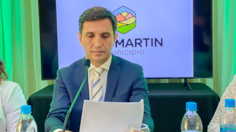 San Martín se enfoca en la construcción de casas por cooperativas y en potenciar la producción