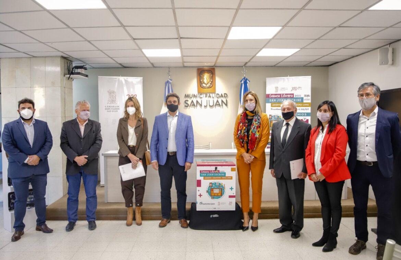 San Juan Escribe en Capital: Premios de hasta $50.000
