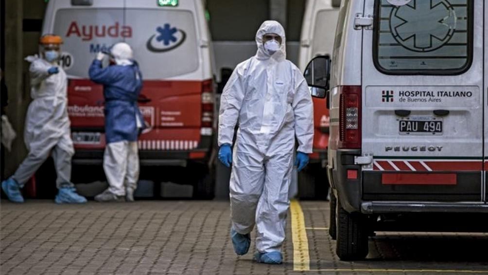 Coronavirus en Argentina: 19.437 fueron reportadas con coronavirus en las últimas 24 horas
