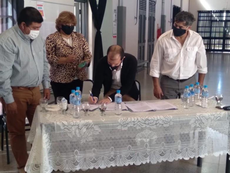 Jáchal: brindarán capacitaciones en la Escuela Agrotécnica Dr. Manuel Belgrano