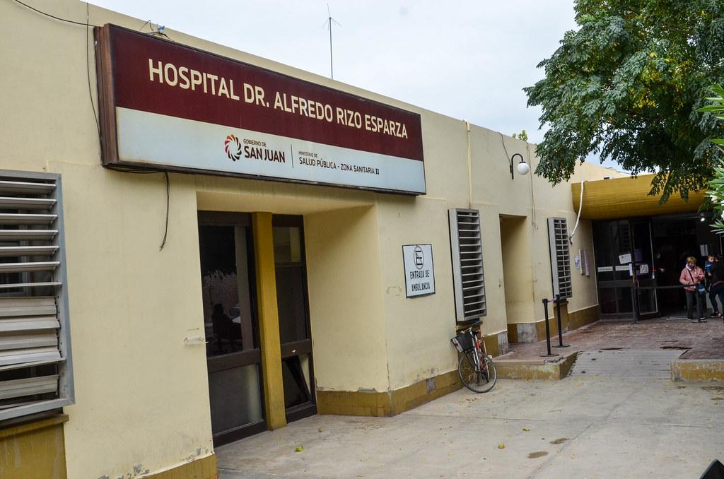 El Hospital de Angaco extendió su horario de atención