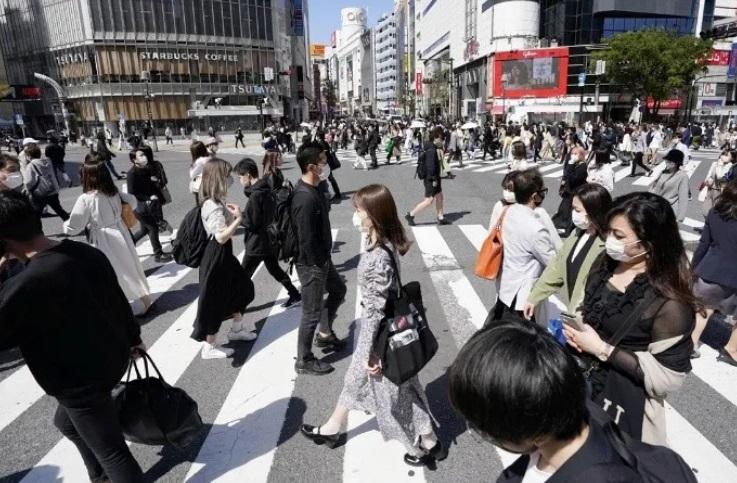 El Gobierno de Japón declaró un nuevo estado de emergencia en Tokio