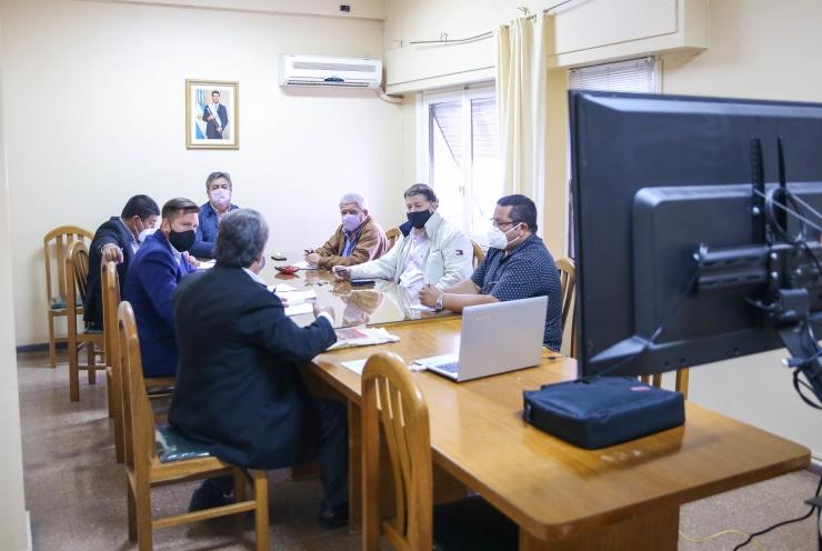 Diputados se reunieron en la Comisión de Minería