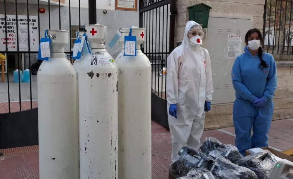 El Gobierno congeló por 90 días el precio del oxígeno líquido medicinal