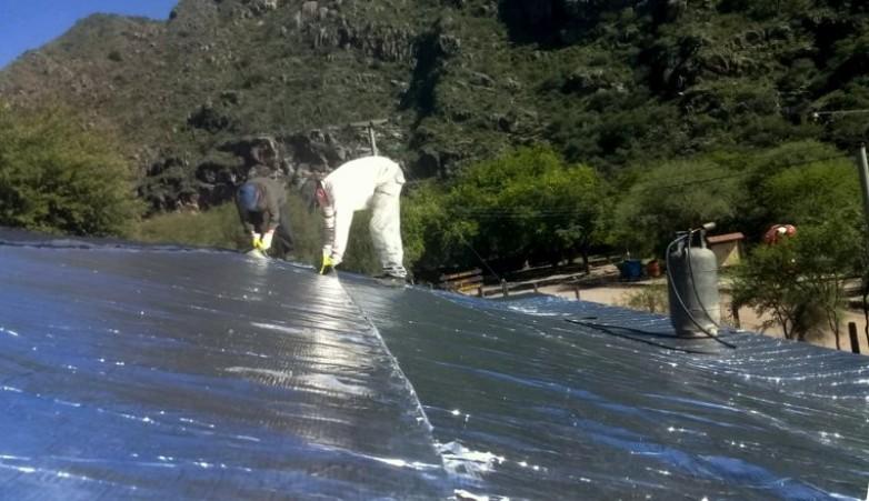 Ambiente trabaja para mejorar el Centro Operativo de Valle Fértil