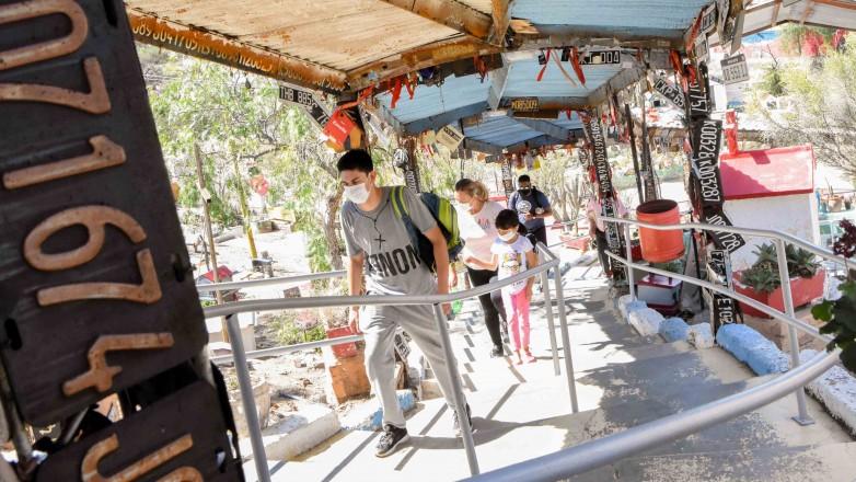 Por primera vez, la Difunta Correa realiza una caracterización turística de sus visi