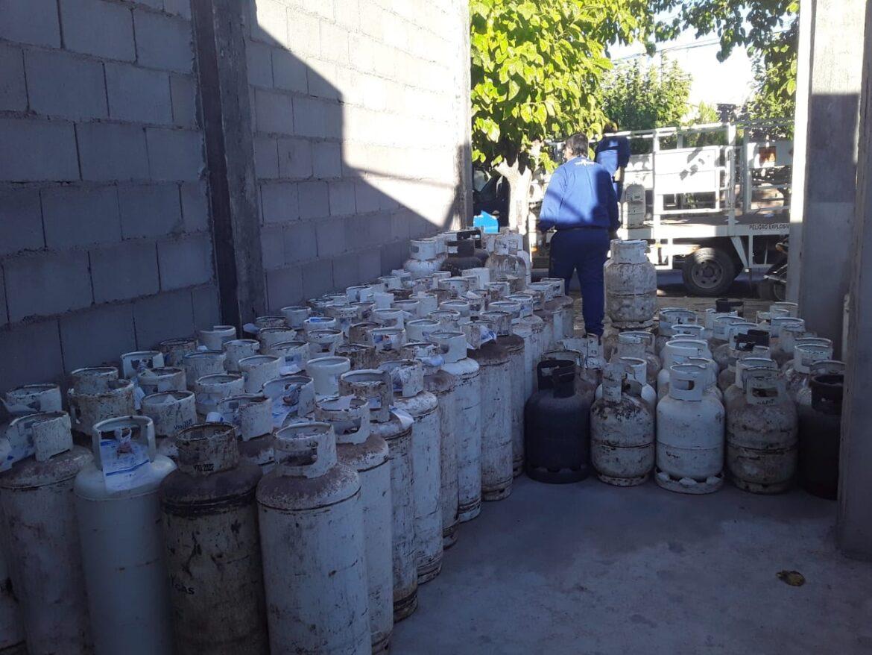 Ullum: nueva entrega de garrafas del Programa Hogar con beneficio  municipal