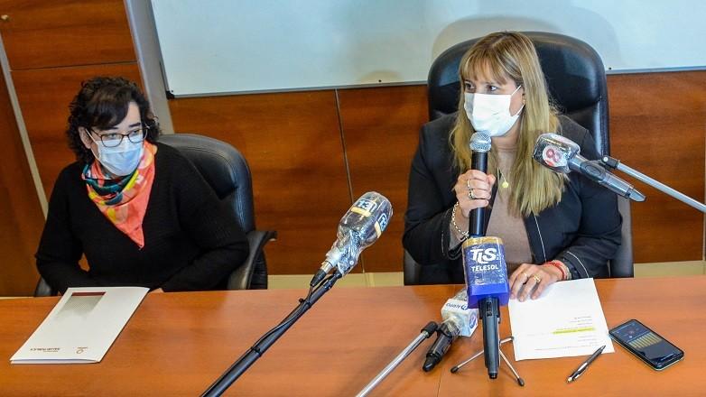 Salud Pública lanzó la campaña de vacunación antigripal en toda la provincia