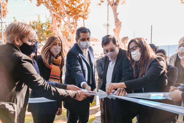 Caucete: inauguran el primer espacio de capacitación para la inserción laboral de mujeres y diversidades