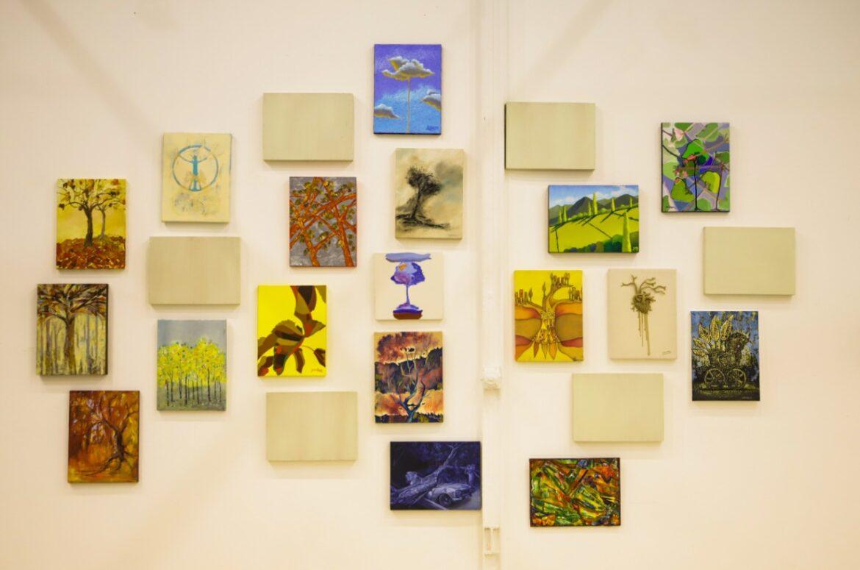 Capital: Una galería de arte al aire libre en La Estación San Martín