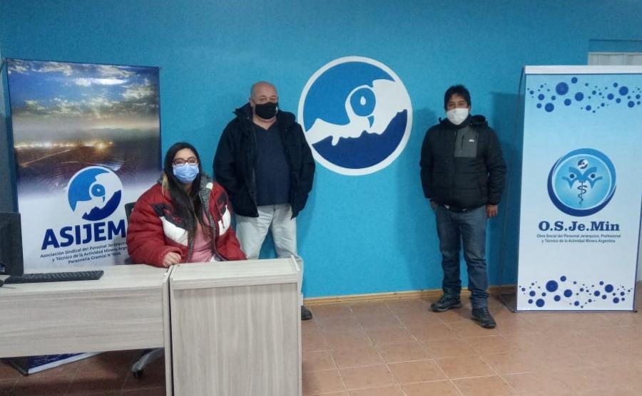 ASIJEMIN se expande e inaugura una nueva sede sindical en Perito Moreno, Santa Cruz