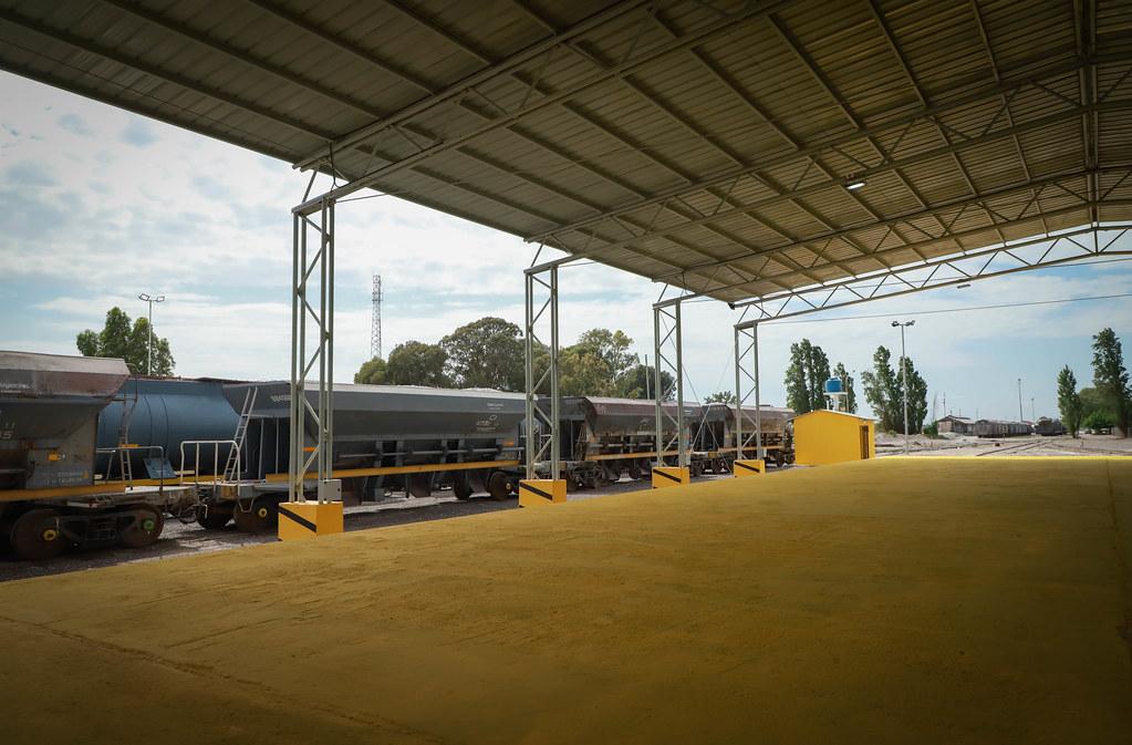 Proyecto Josemaría: Albardón sería el destino elegido para sacar el cobre de la provincia en trenes
