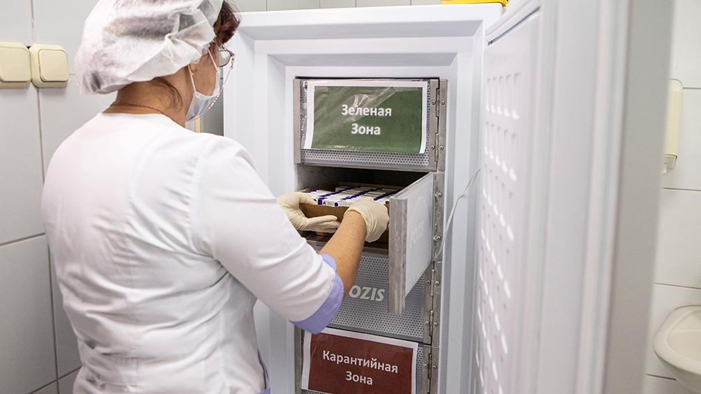 Coronavirus: Rusia registró la vacuna Sputnik Light de una sola dosis
