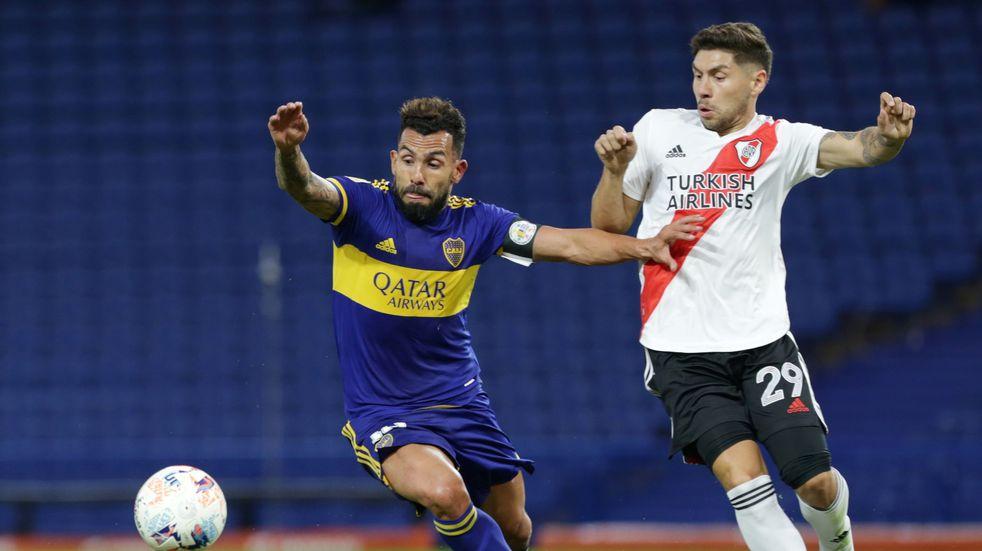 Boca venció por penales a River y es semifinalista de la Copa de la Liga Profesional