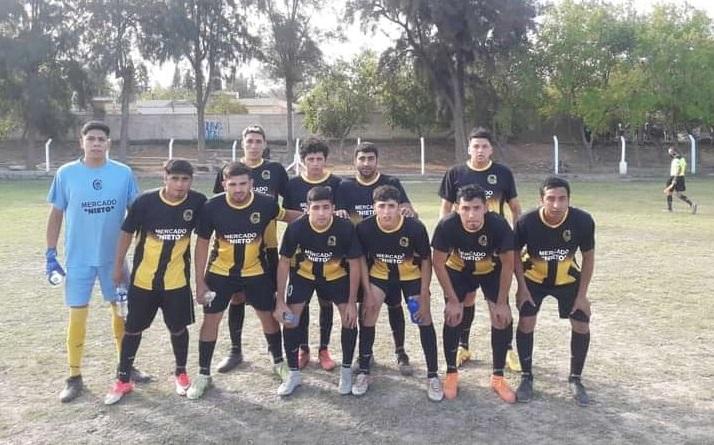 Cumple 21 años el Club Barrio Colón de Ullúm: levantado a puro sacrificio y amistad