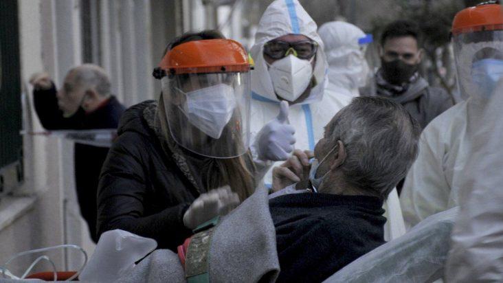 Coronavirus en Argentina: murieron 270 personas en las últimas 24 horas