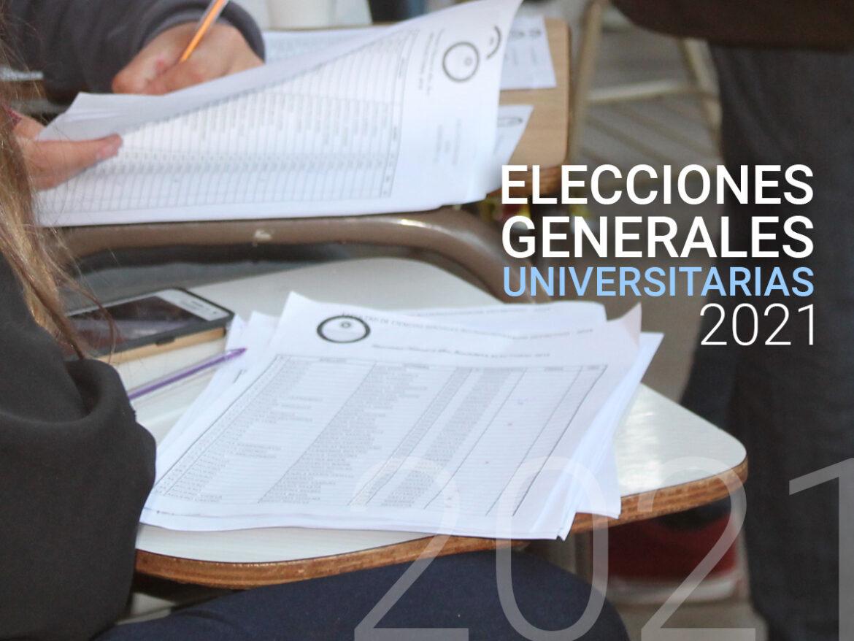 La UNSJ elige hoy a sus nuevas autoridades