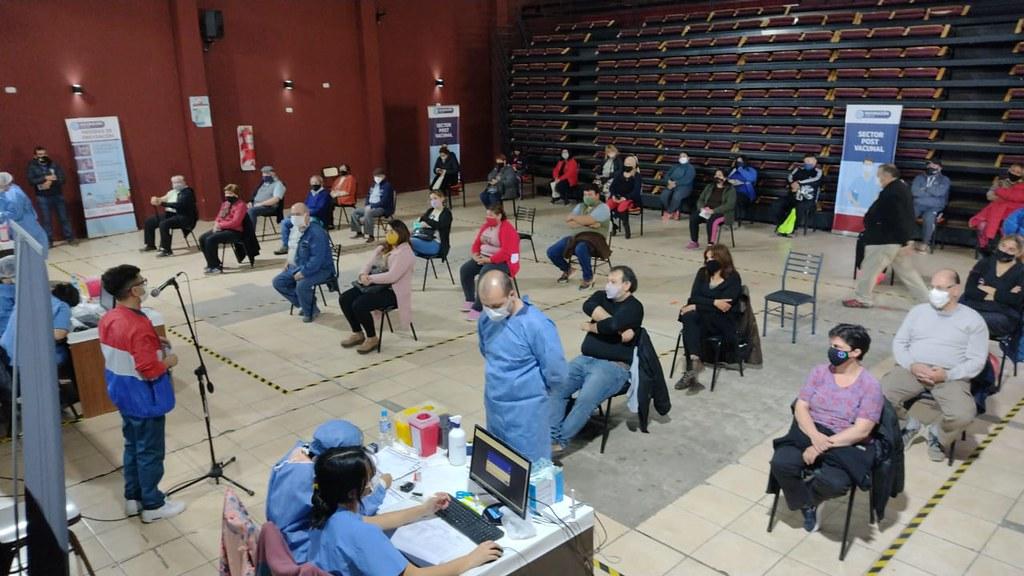 Coronavirus en San Juan: 2.560 docentes completaron la segunda dosis de vacunación