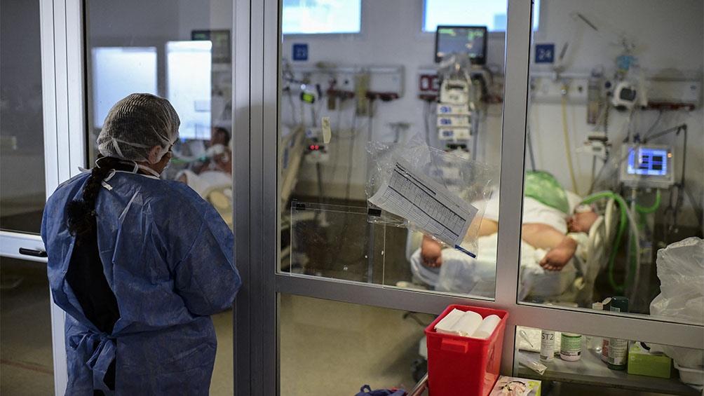 Coronavirus en Argentina: registraron 27.260 nuevos casos y 589 muertes