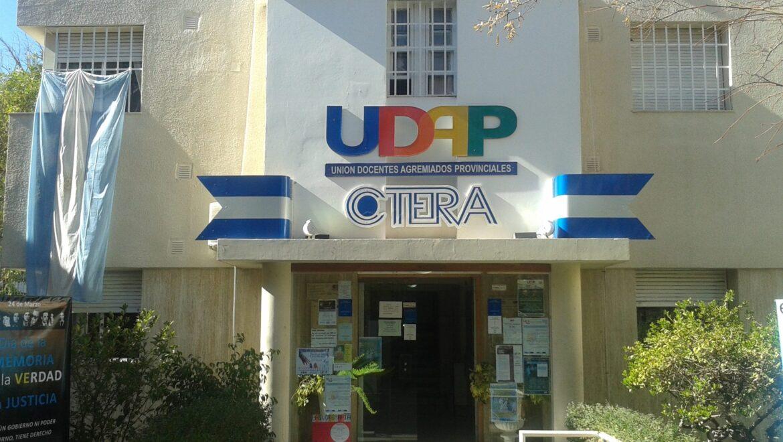 UDAP estuvo de aniversario y el secretario general recordó los grandes logros del sindicato