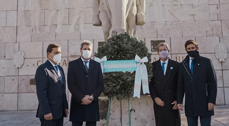 Se conmemoró el aniversario 459 de la Fundación de San Juan