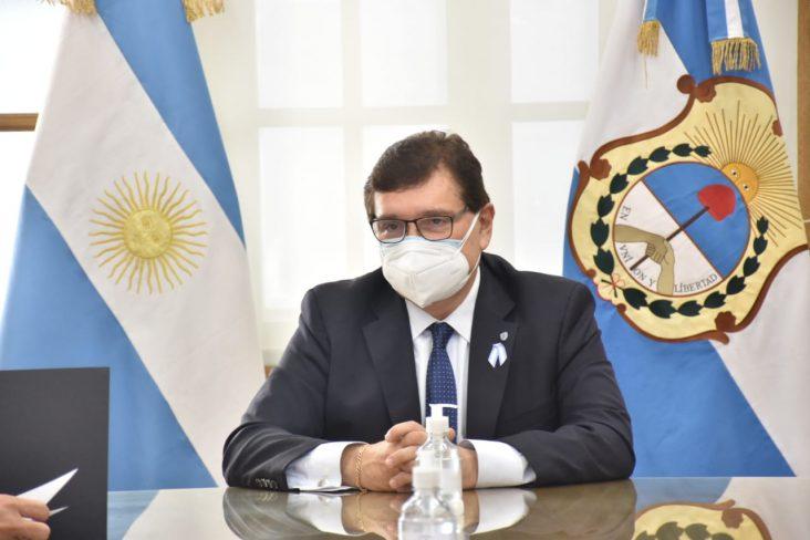 Internaron al presidente de la Corte de Justicia local, Daniel Olivares Yapur, por coronavirus