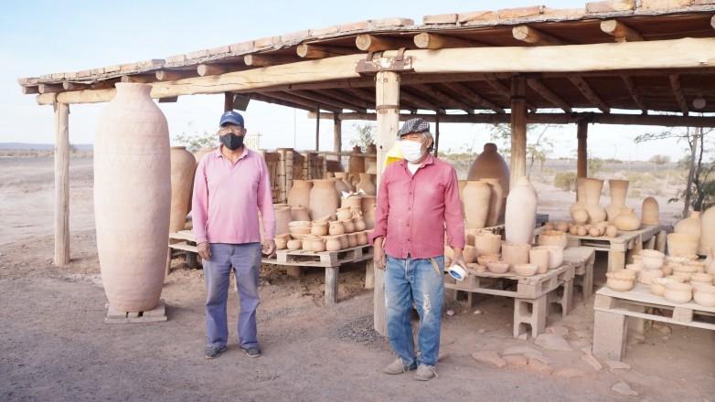 El Mercado Artesanal Tradicional sale al encuentro de los artesanos en el territorio