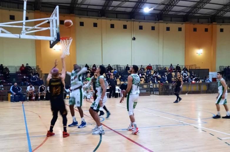 Triunfo y pase a semifinales de Jáchal BC en el Torneo Federal