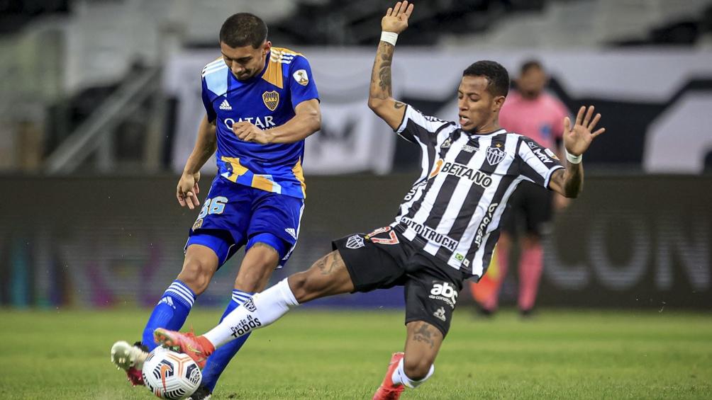 Boca, eliminado ante Mineiro por penales con el VAR como principal protagonista