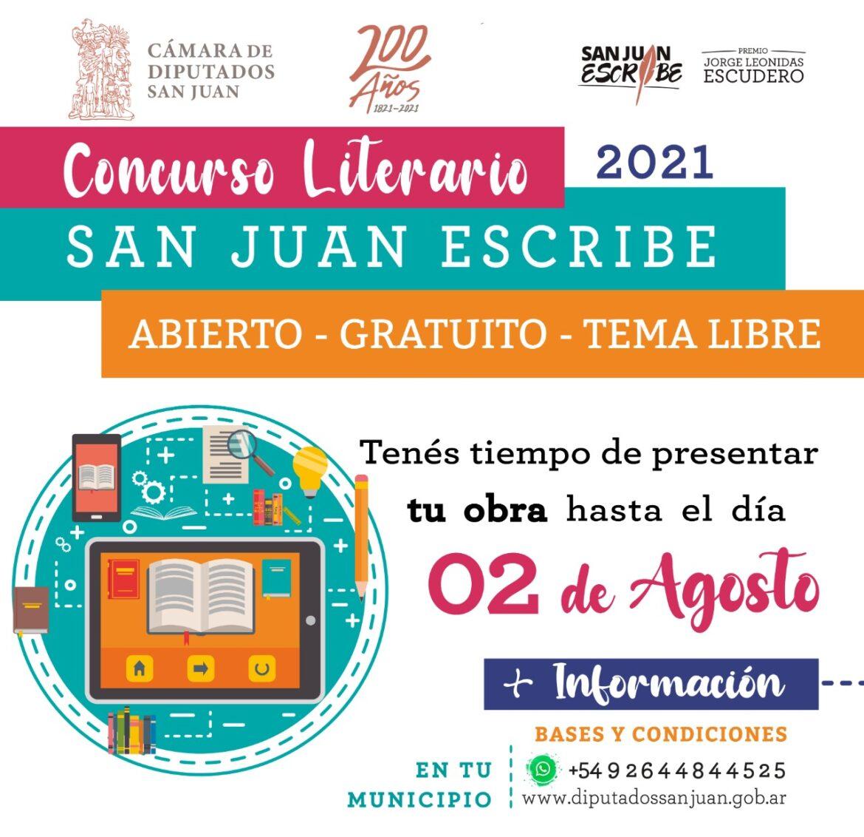 San Juan Escribe
