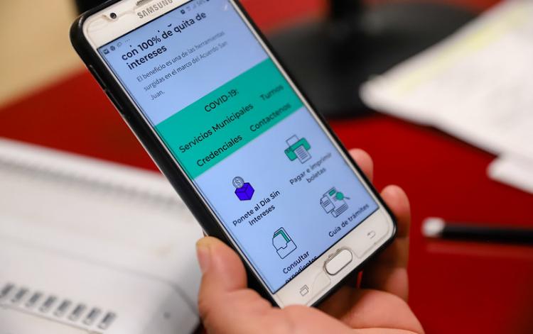El Concejo capitalino evaluará beneficios a quienes realicen trámites online