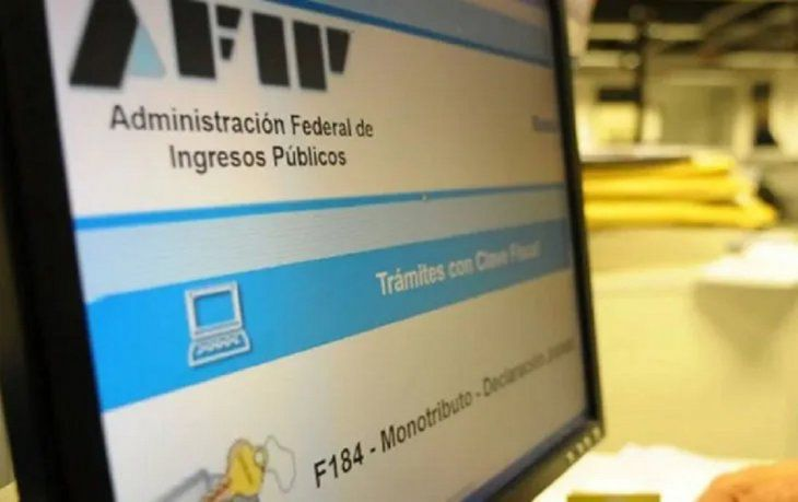 La AFIP extendió beneficios para los monotributistas