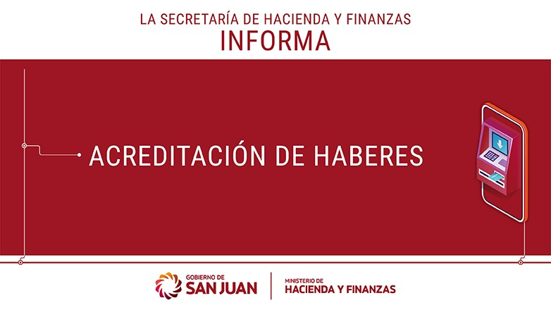 Hacienda definió el calendario de pagos para el mes de julio