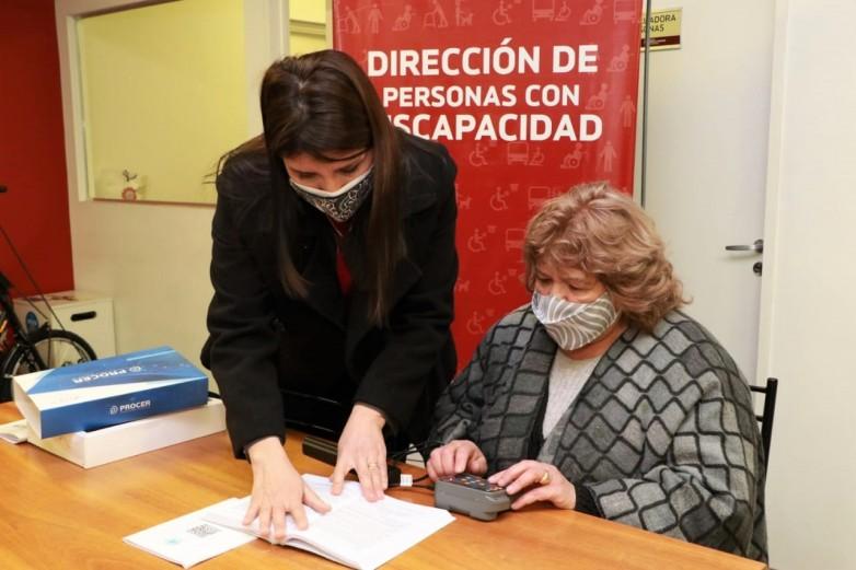 El Estado continúa brindando herramientas de inclusión y restitución de derechos