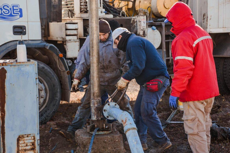 Caucete: mejoramiento de distribución del agua en el Rincón