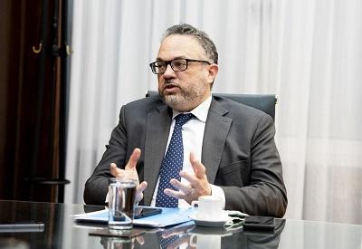 """Kulfas: """"Es clave el plan de desarrollo eléctrico de la minería argentina"""""""